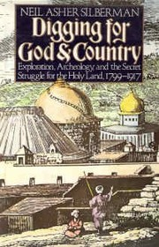 Cover of: Digging for God and country | Neil Asher Silberman