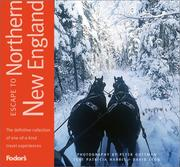 Cover of: Escape to northern New England