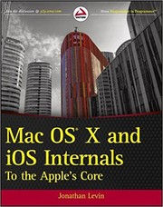 Mac OS X and iOS Internals by Jonathan Levine