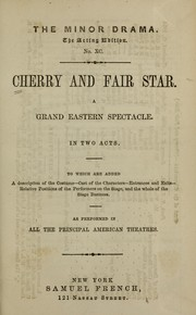 Cover of: Cherry and fair star