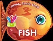 Cover of: Animal Shape Book - Fish |