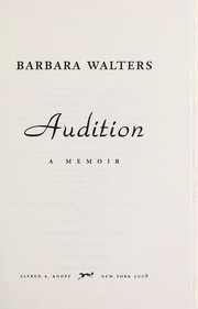 Cover of: Audition