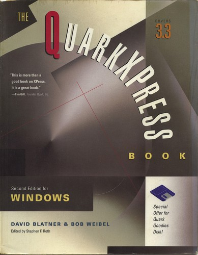 The Quark XPress book