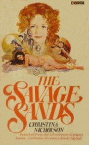 Cover of: The  savage sands | Christina Nicholson