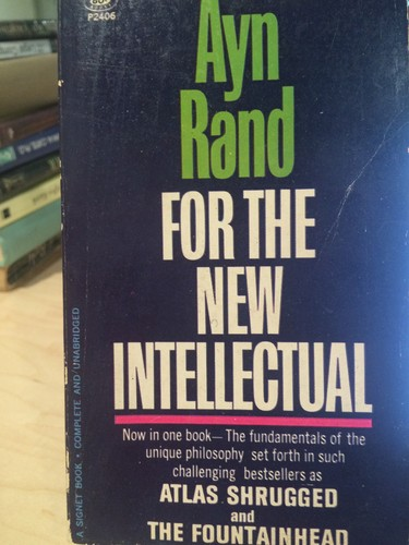 For the New Intellectual