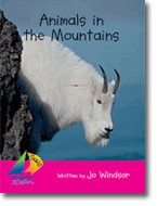Cover of: Animals in the Mountains | Jo Windsor