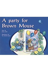 Cover of: Pmp Yel 8 Party 4 Brn Mouse Is | Various