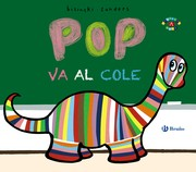 Cover of: Pop va al cole | Pierrick Bisinski