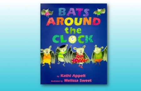 Bats Around the Clock by Scholastic