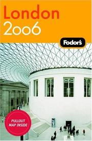 Cover of: Fodor's London 2006