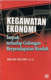 Cover of: Kegawatan Ekonomi by Nor Aini Haji Idris.