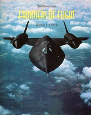 Cover of: Frontiers of flight