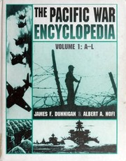 Cover of: The Pacific war encyclopedia
