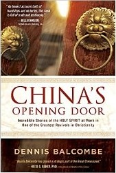 Cover of: China's Opening Door |