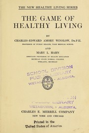 Cover of: The new healthy living series