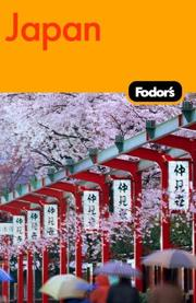 Fodors Japan, 18th Edition