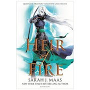 Cover of: Heir of Fire