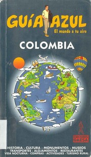 Cover of: Colombia |