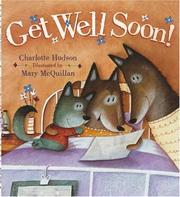 Cover of: Get Well Soon | Charlotte Hudson