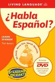 Cover of: Habla Español: Learn Spanish
