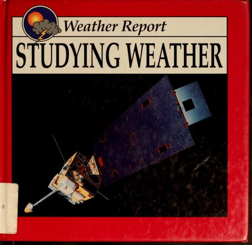 Studying weather by Ann Merk