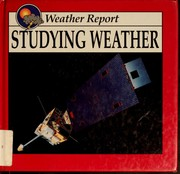 Cover of: Studying weather | Ann Merk