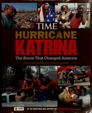 Cover of: Time: Hurricane Katrina