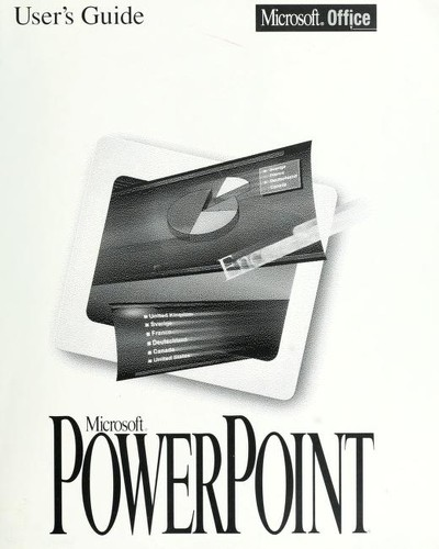 Microsoft PowerPoint by Microsoft Corporation.