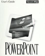 Cover of: Microsoft PowerPoint | Microsoft Corporation.