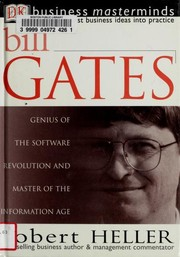 Cover of: Bill Gates