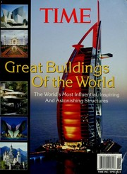 Cover of: Great buildings of the world | Kelly Knauer, Patricia Cadley