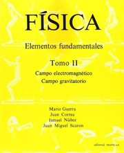 Cover of: Física : elementos fundamentales |