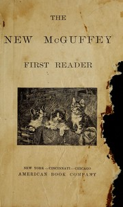 Cover of: The new McGuffey first reader
