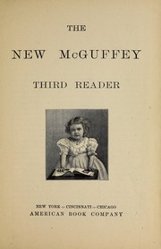Cover of: The New McGuffey third reader