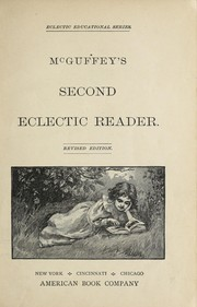 Cover of: McGuffey's second eclectic reader