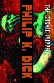 Cover of: The Cosmic Puppets