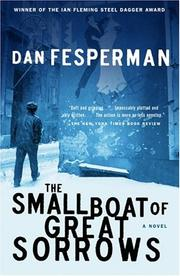 Cover of: The small boat of great sorrows: a novel