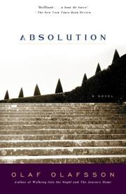 Cover of: Absolution