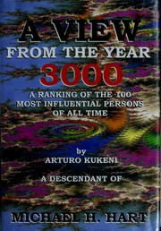 Cover of: A view from the year 3000 | Michael H. Hart