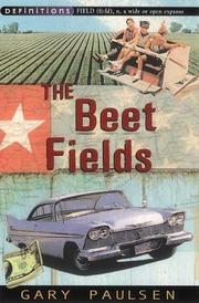 Cover of: The Beet Fields (Definitions S.)