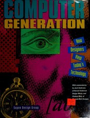 Cover of: Computer generation | Supon Design Group