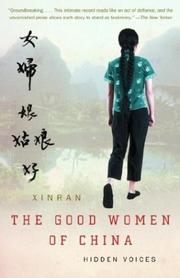 Cover of: The Good Women of China