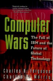 Cover of: Computer wars by Charles Ferguson