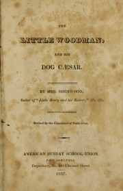 Cover of: The little woodman and his dog Caesar