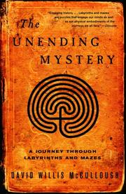 Cover of: The Unending Mystery