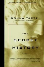 Cover of: The secret history