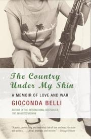 Cover of: The Country Under My Skin: A Memoir of Love and War