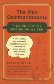 Cover of: The Pen Commandments