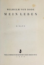 Cover of: Mein Leben