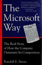 The Microsoft way by Randall E. Stross